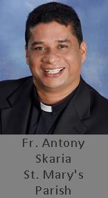 Fr. Antony Skaria, St.Mary's