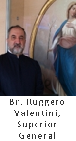Br. Ruggero Valentini, Superior General
