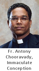 Fr. Antony Chooravady,  Immaculate Conception