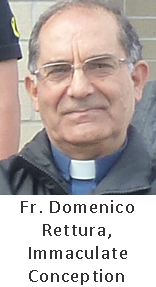 Fr. Domenico Rettura, Immaculate Conception